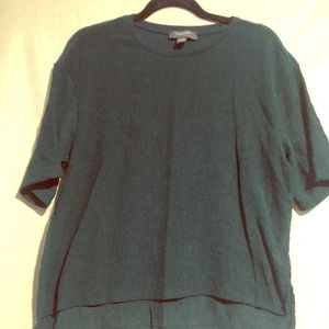 Primark teal blouse